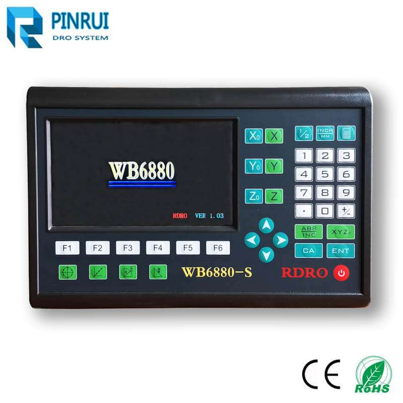 3 AXIS LCD DIGITAL READOUT