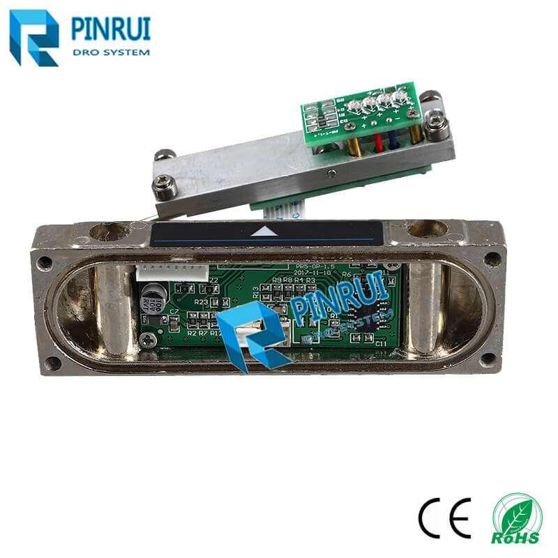 optical linear scale encoder readerhead