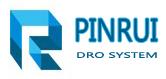Pinrui DRO Logo