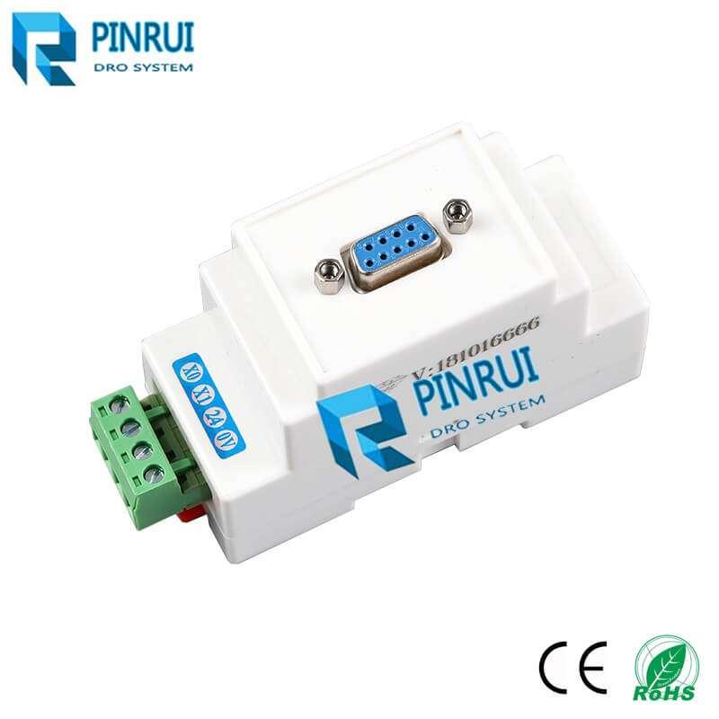 plc 5V to 24V transducer